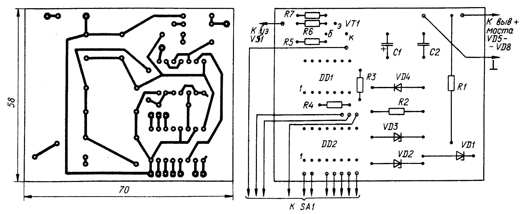 к1182пм1 схема управления